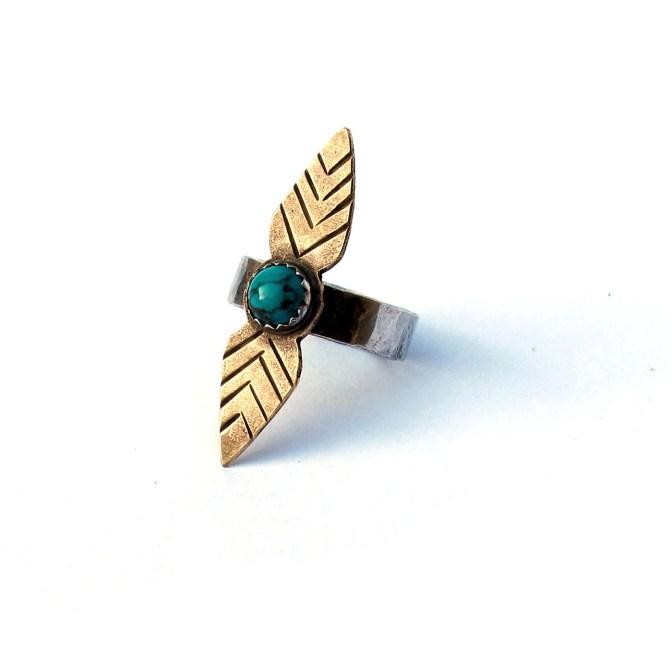 laurel hill jewelry arrowwood ring