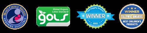 Tikiri Awards and Certifications