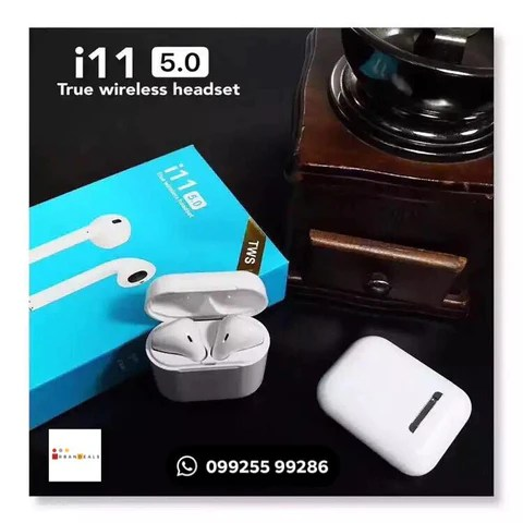 i11 wireless earpods