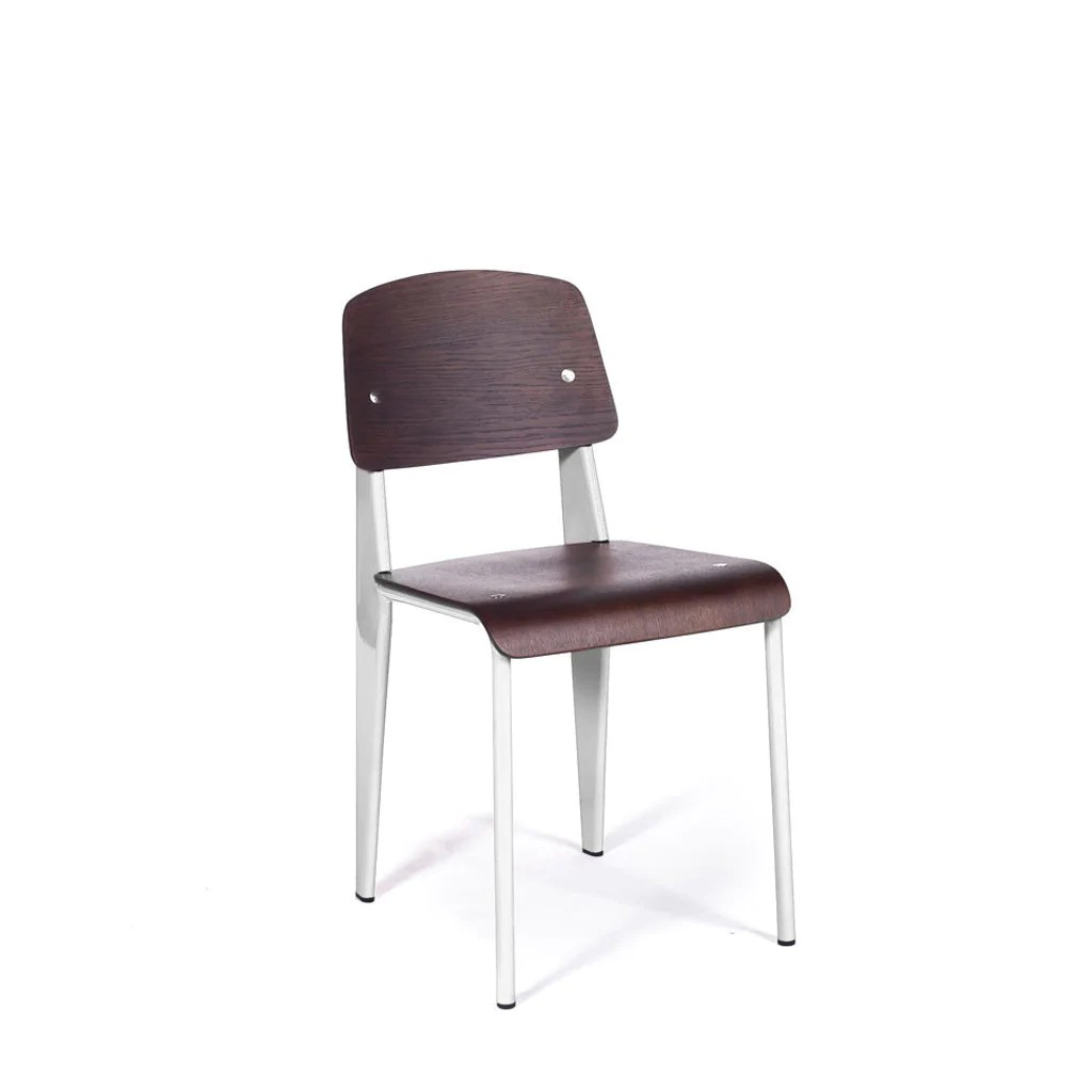 prouve standard chair clear dining chairs prouvé  prunelle