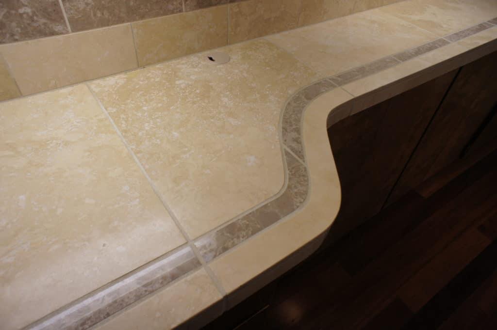 travertine countertops design ideas
