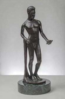 Barthe, Richmond, (Black Narcissus)