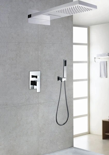 Sumerain Waterfall Shower System  S3047CW