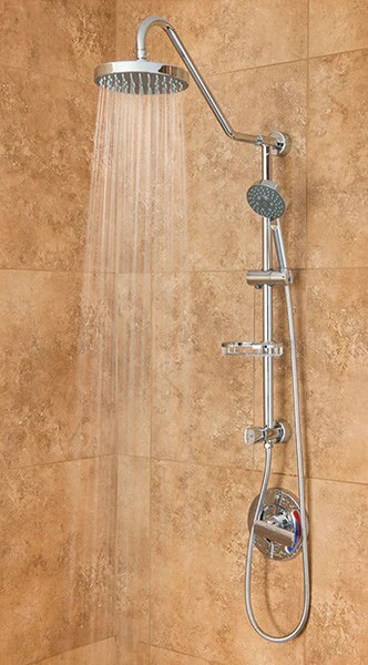 Pulse ShowerSpas Kauai III Shower System  1011ORB