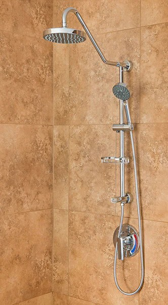 Pulse ShowerSpas Kauai III Shower System 1011 CH