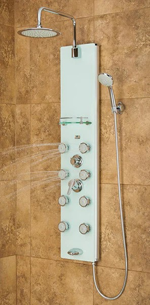 Pulse ShowerSpas Lahaina Shower Panel 1030
