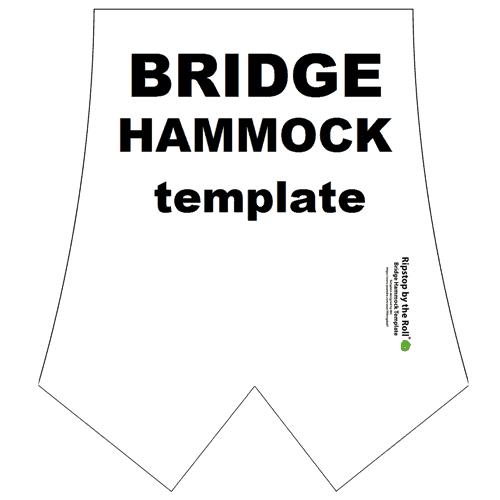 hammock patterns ripstop by