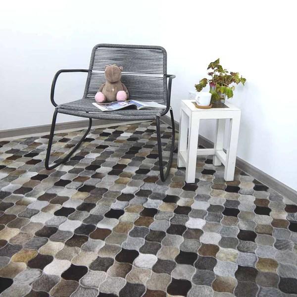 sofa bed for sale singapore footrest cow hide rug - diamond tri-colour