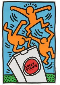 Il 16 febbraio 1990, haring muore a 31 anni di aids. Vendita Online Stampa Su Tela Con Riproduzioni D Opere Di Keith Haring Cosewow