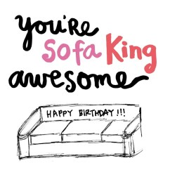 Sofa King Awesome T Shirt Best Makers In Usa Stkittsvilla