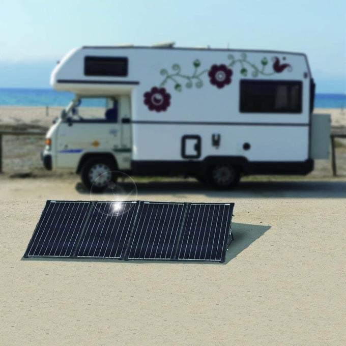 Acopower Plk 200w Portable Solar Panel Kit Lightweight Briefcase Free Shipping The Eco Store