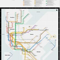 New York City Subway Diagram 2006 Honda Civic Fuse 2012 Superwarmred Designs In Context