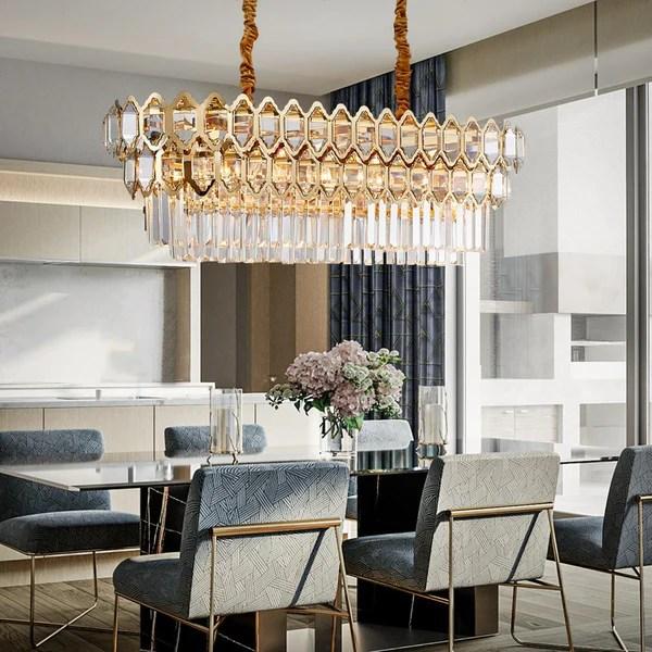 luxury modern chandelier lighting for