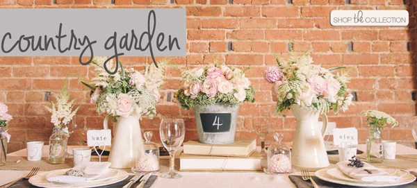 Country Garden Wedding Theme Ideas English Country Garden Wedding