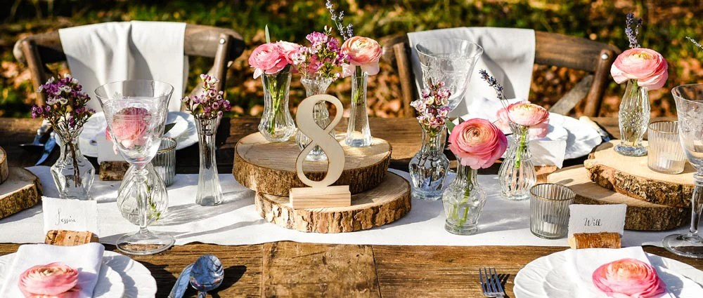 Centrepieces & Vases, Candle