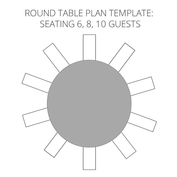 Wedding seating plan template to help visualise your table round tables by also  planner free download the rh theweddingofmydreams