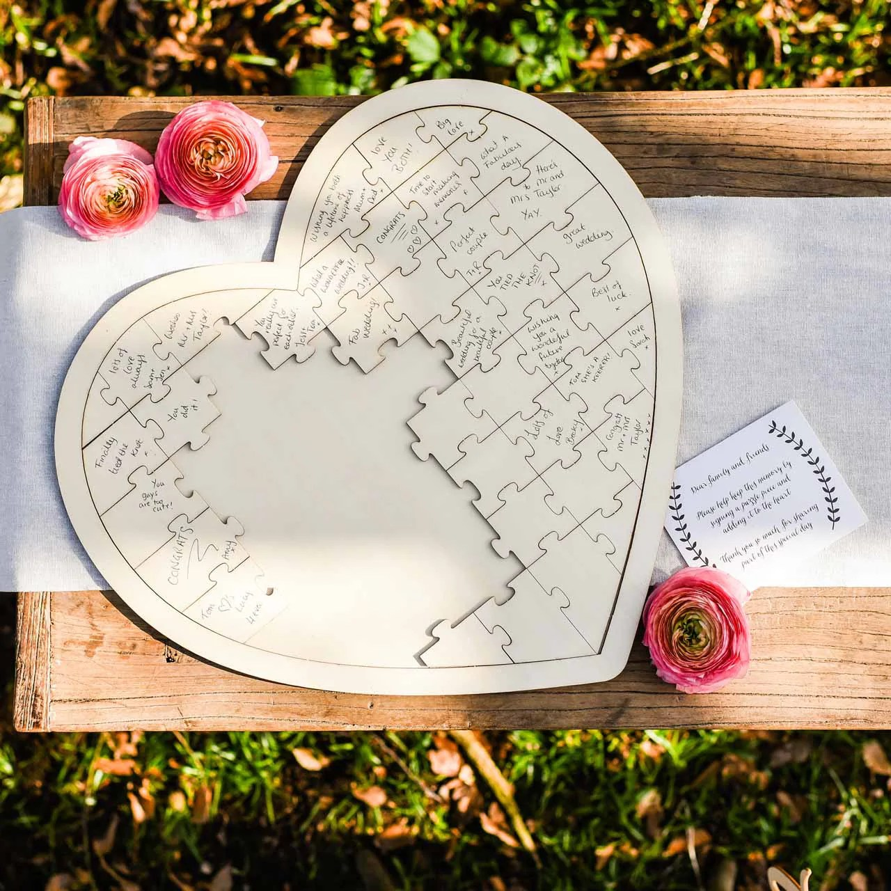 wedding guest book for sale