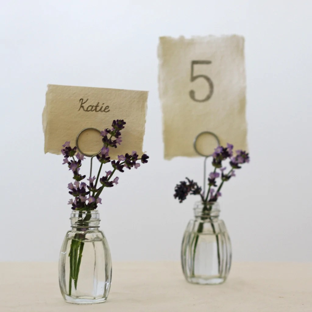 Wedding Table Place Card Holder