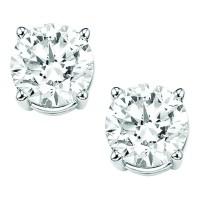 14K Diamond Studs (1.00 ctw)  Shop IDC estore