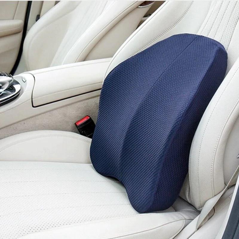 lumbar support pillow cushion for chair car seat