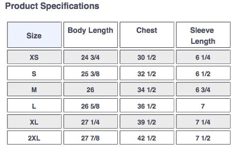 Women   size chart below for bulk purchases or international sales please email us at info cwint also end circus cruelty elephant guardian  shirt compassionworks rh shopint