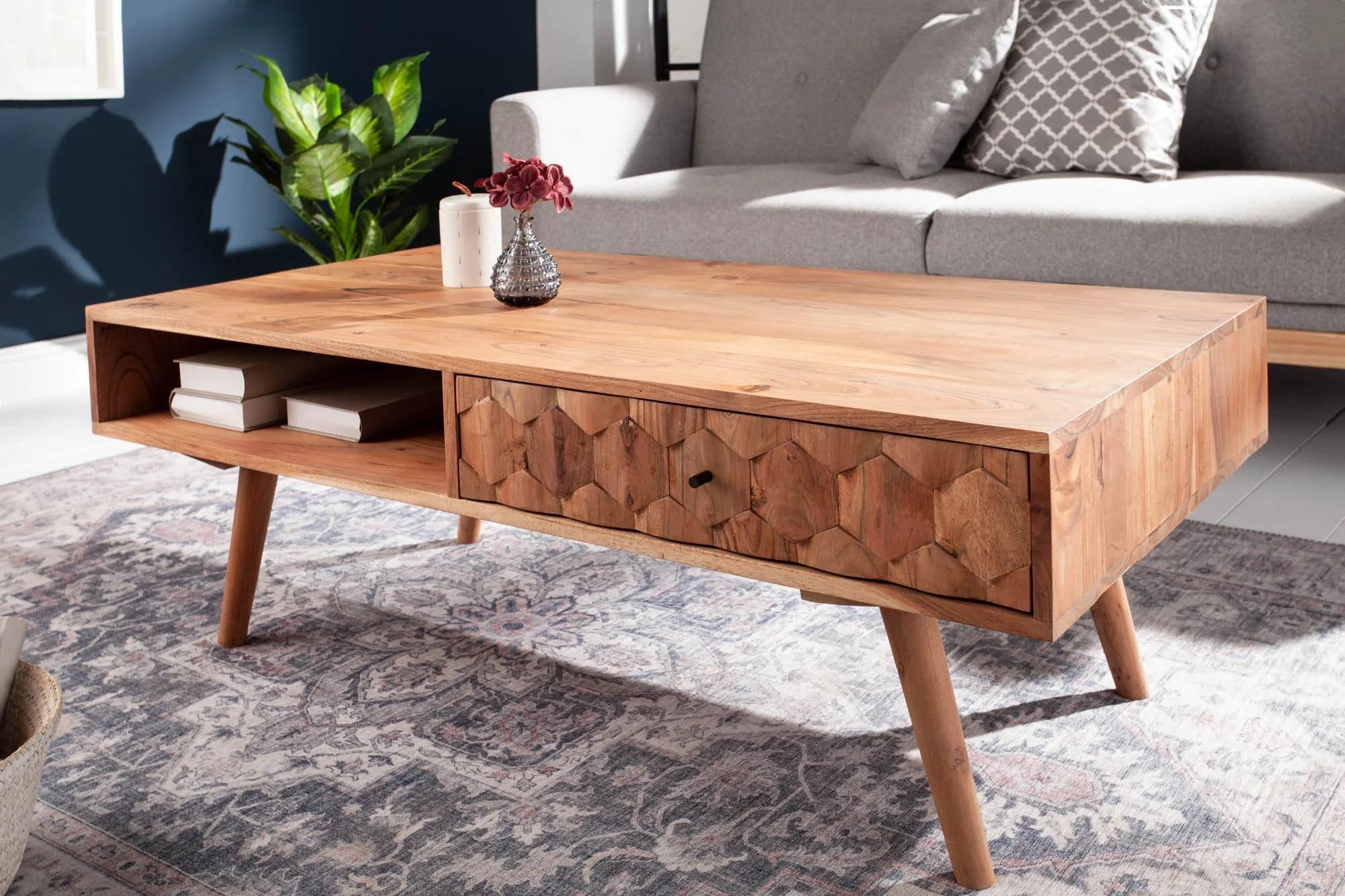 mystic living acacia coffee table