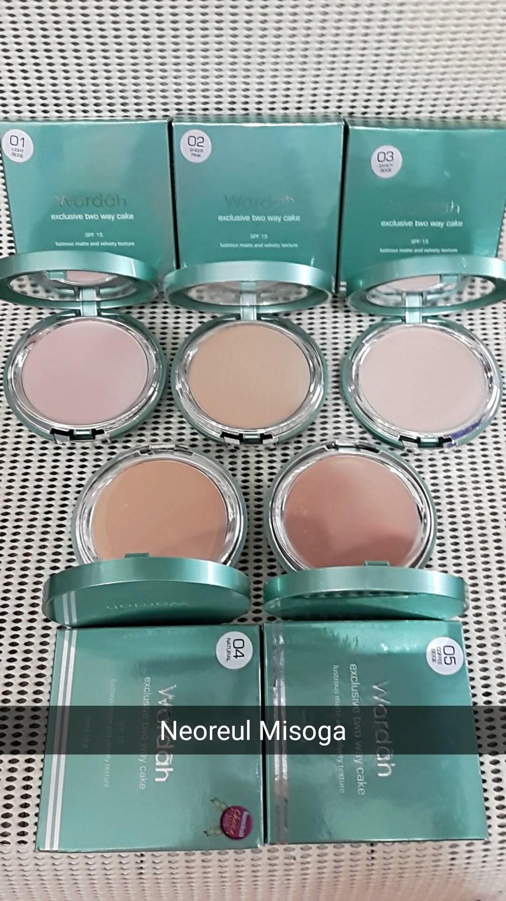 Warna Bedak Wardah : warna, bedak, wardah, Beauty, Matte, Cream, Halal, Cosmetics, Australia