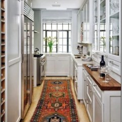 Rugs For Kitchen Delta Faucet Oriental Rug In The Onh Sourcing Series 6 Below Are My Top Two Favorite Kitchens Mentioned Post And Picks Just Like Ones Featured