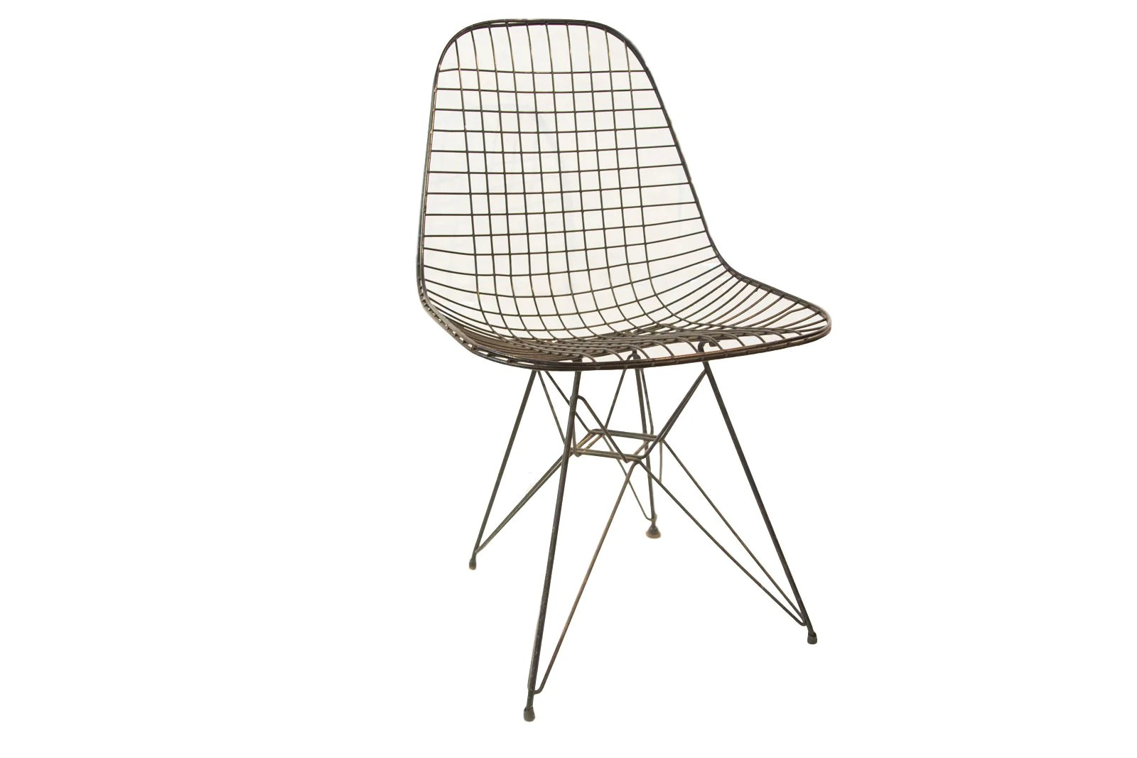 Eames Wire Chair Early Eames Wire Chair