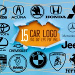 Car Logo Svg Car Svg Car Cutting File Car Logos Svg Car Brands Log Clipartic