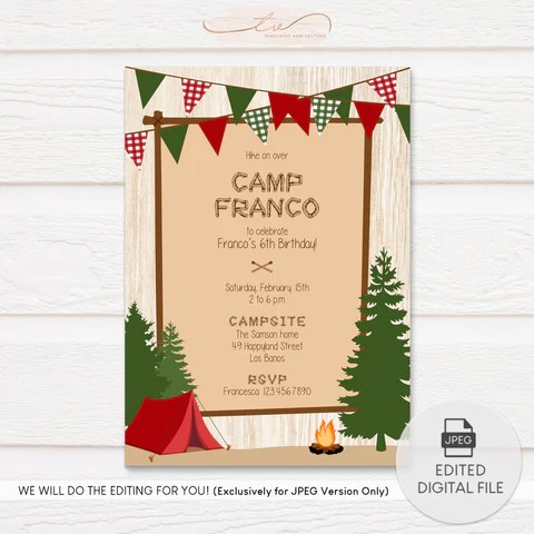 products tagged boy invitation templates and vectors