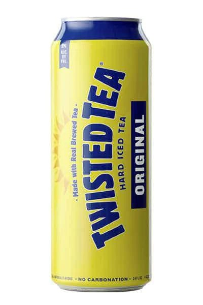 Twisted Tea Nutritional Information : twisted, nutritional, information, Twisted, Point, Spirits