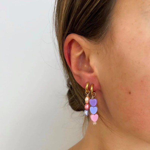 EARRING WITH SMALL PEARLS soof juliet