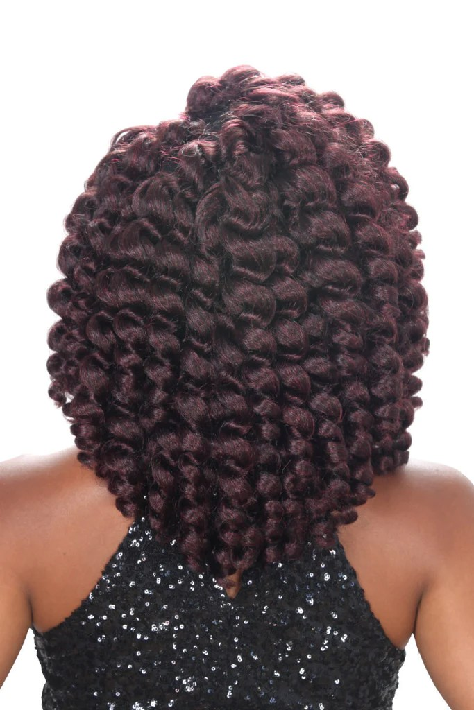 Zury Naturali Star V8910 Crochet Braid  Rod Set