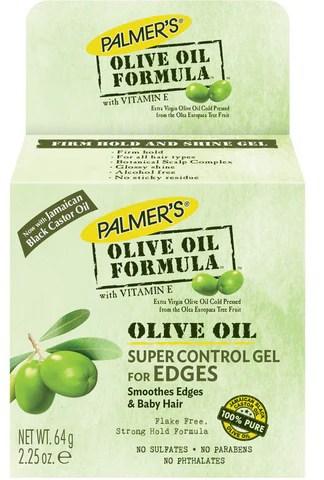Olive Oil Edge Control Sleek Edge Control Best Edge