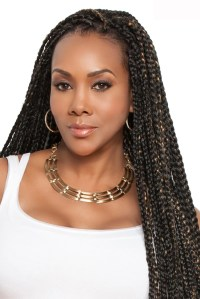 Vivica A. Fox Jumbo 100% Kanekalon Braid  Beauty Empire