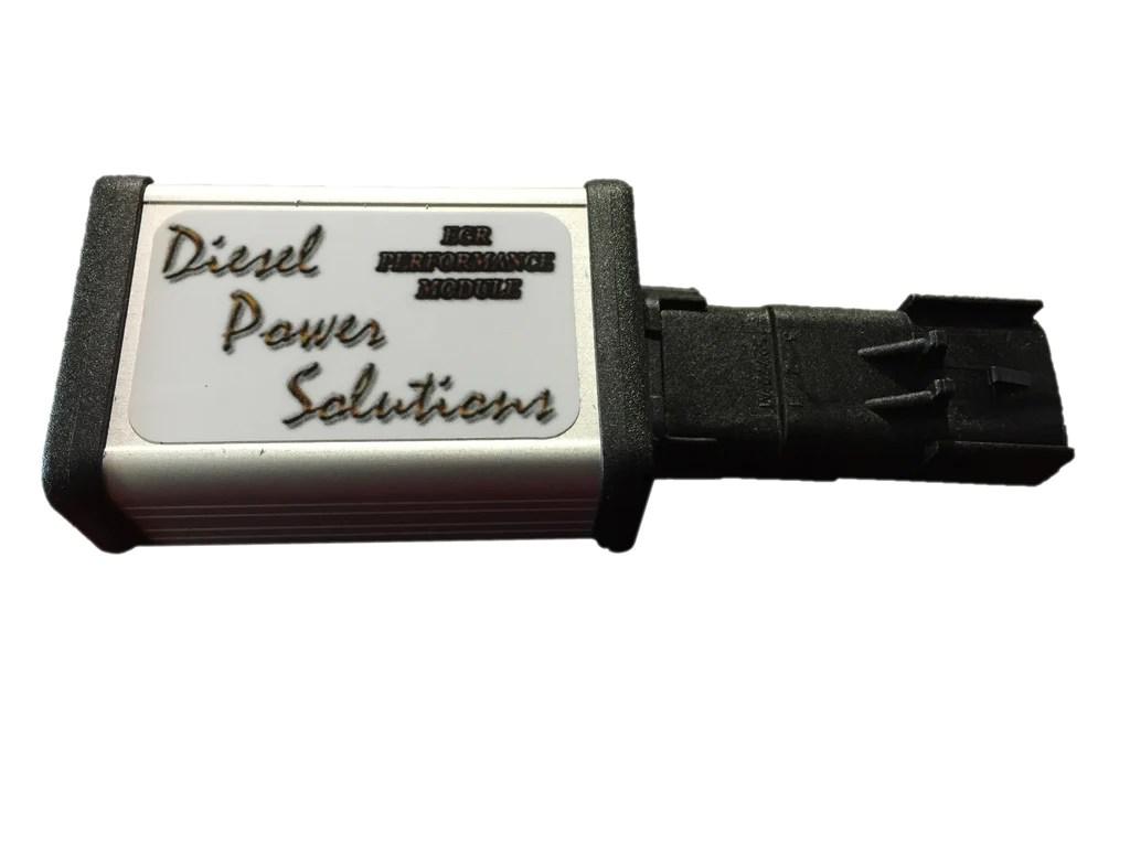medium resolution of the original detroit diesel egr delete module