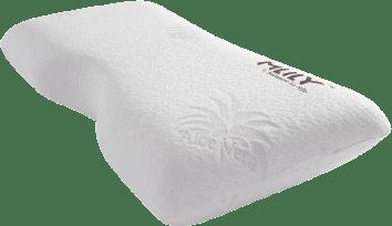 serenity contour pillow with aloe vera