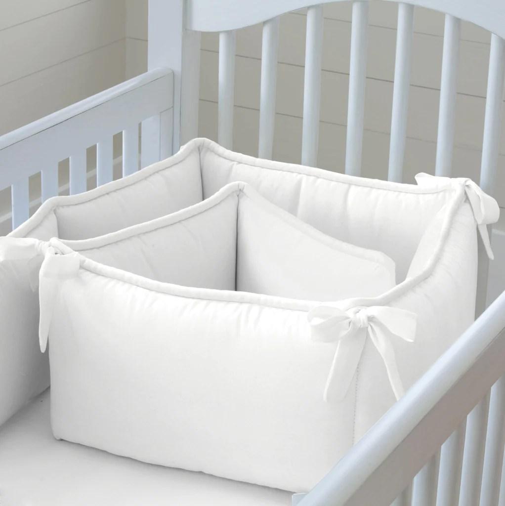 crib bumpers carousel designs