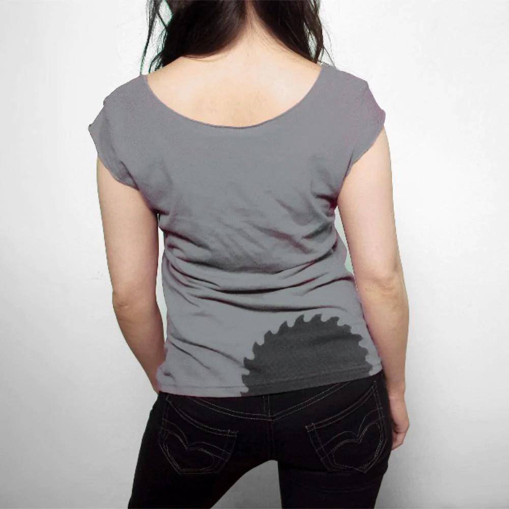 Cutting Edge Womens T-shirt - Xenotees