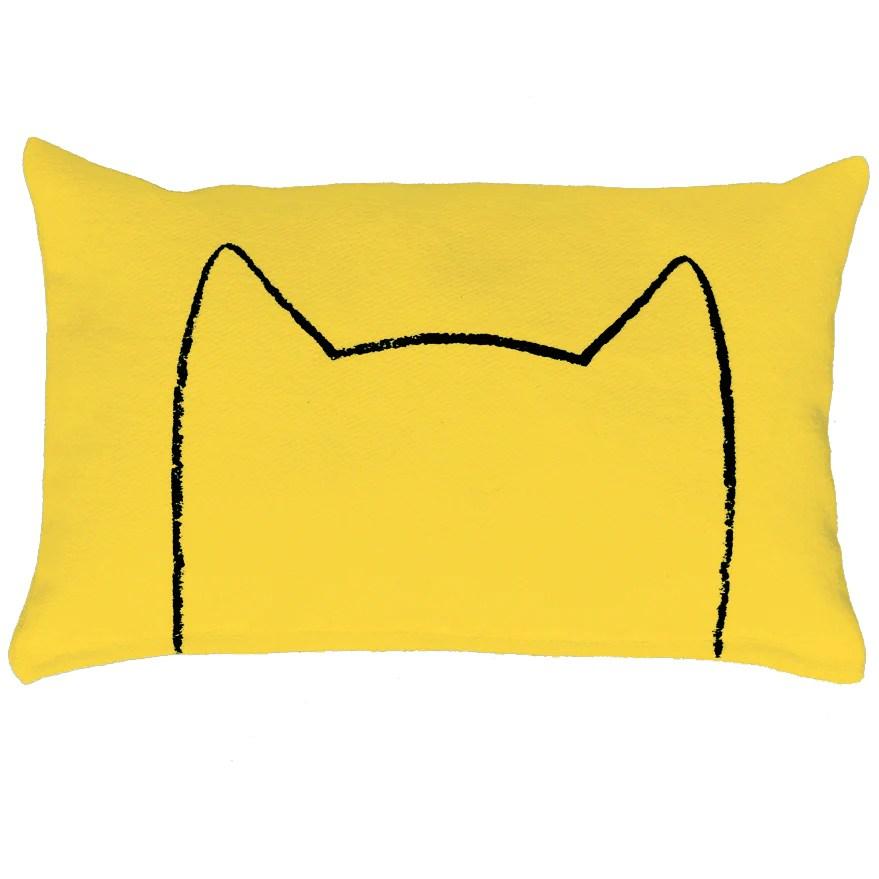 mini cat nap bed pillow