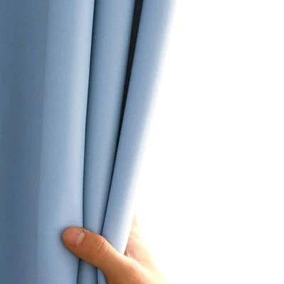 double rideau occultant thermique couleur lin gari