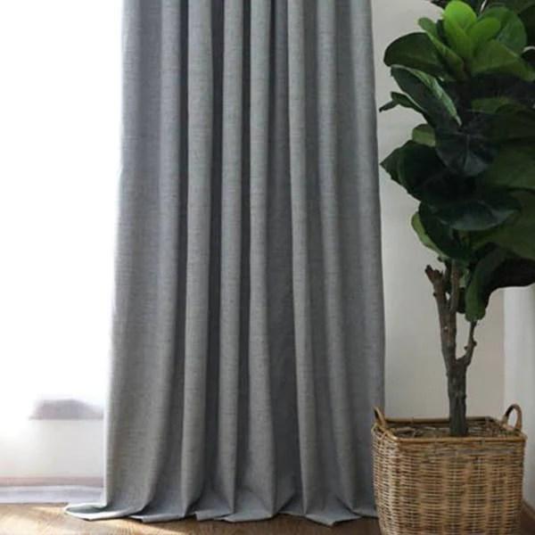 rideau isolation phonique porte nae