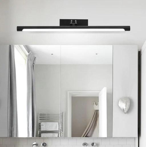 modern bathroom lighting interior