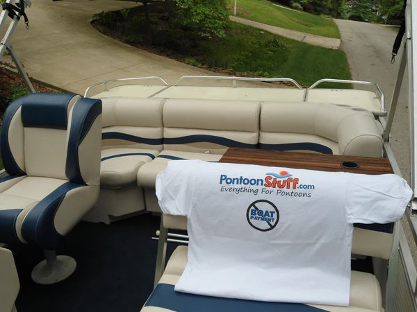 Replacement Pontoon Boat Seats  Yachtsman Pontoon