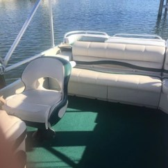Boat Captains Chair Art Studio Replacement Pontoon Seats | Pontoonstuff.com