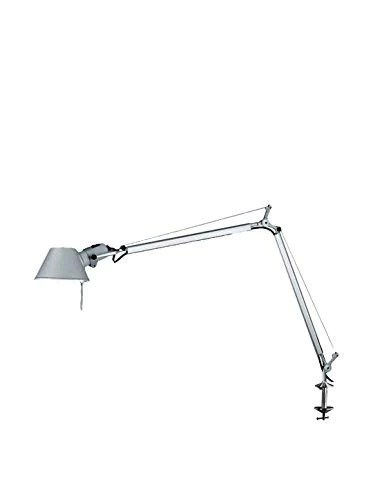 Artemide Tolomeo Mini Lampe avec Pince en Aluminium