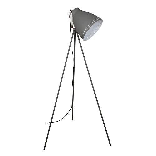 Italux FRANKLIN ML-HN3068-GR+S.NICK lampa podłogowa 1x60W/E27