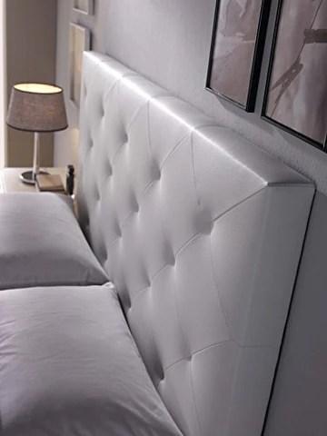marcKonfort Tête de lit Rombo Rombo 150X60 Blanc