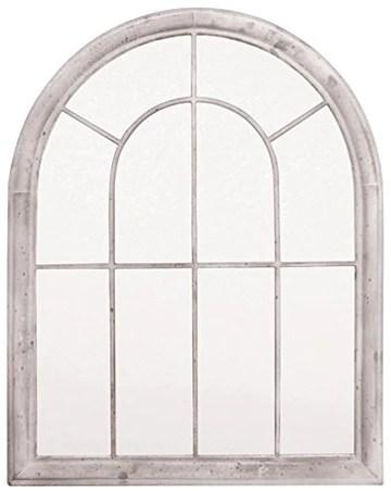 Esschert Design Miroir en métal Fallen Fruits, taille XL